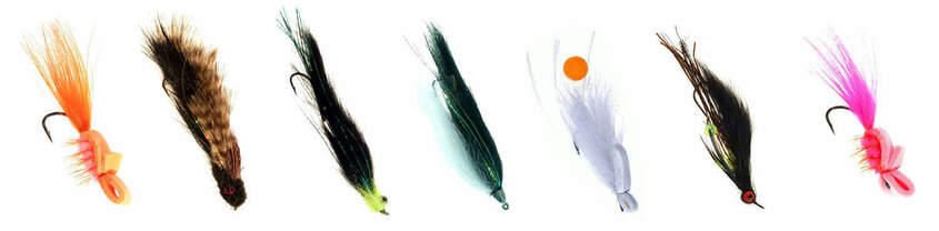 Arctic Char Fly Patterns